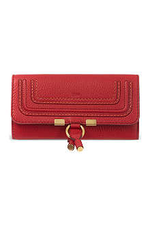 CHLOE Marcie leather wallet