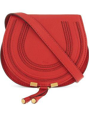 CHLOE Marcie cross-body satchel