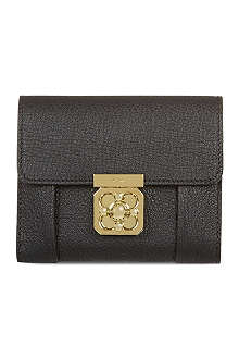 CHLOE Elsie short flap continental wallet