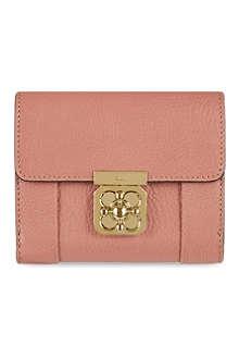 CHLOE Elsie flap wallet