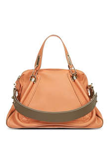 CHLOE Paraty Military medium shoulder bag
