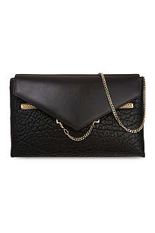 CHLOE Cassie leather shoulder bag