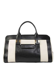 CHLOE Alice large leather tote