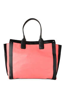 CHLOE Alyson leather tote