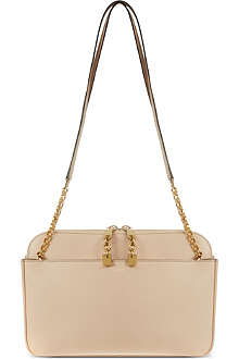 CHLOE Lucy leather shoulder bag