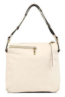 CHLOE Vanessa small leather cross-body bag