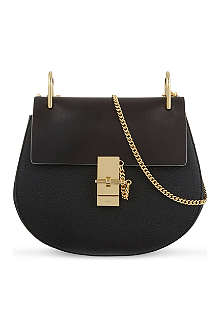 CHLOE Drew medium-sized leather shoulder bag