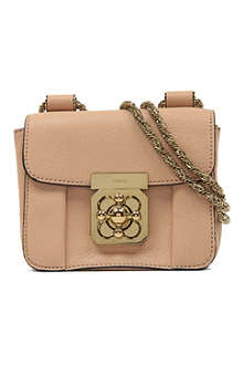 CHLOE Elsie mini leather shoulder bag