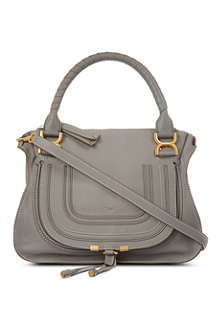 CHLOE Marcie leather shoulder bag