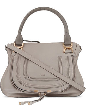CHLOE Marcie medium leather cross-body bag