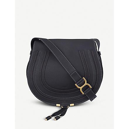 CHLOE Marcie satchel (Black