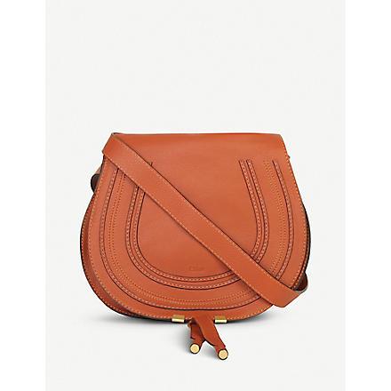 CHLOE Marcie satchel (Tan