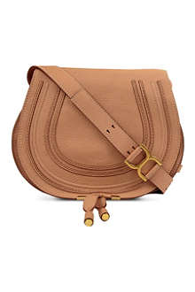 CHLOE Marcie leather satchel