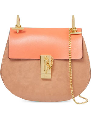 CHLOE Drew leather cross-body bag