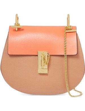 CHLOE Drew leather shoulder bag