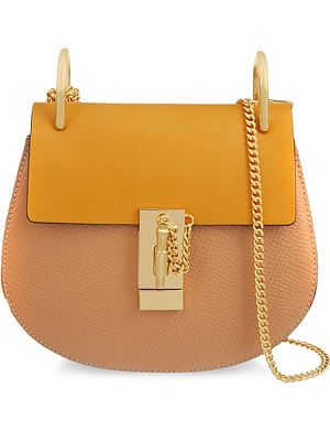 CHLOE Drew mini cross-body bag