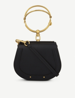 Chlie Nile small in black
