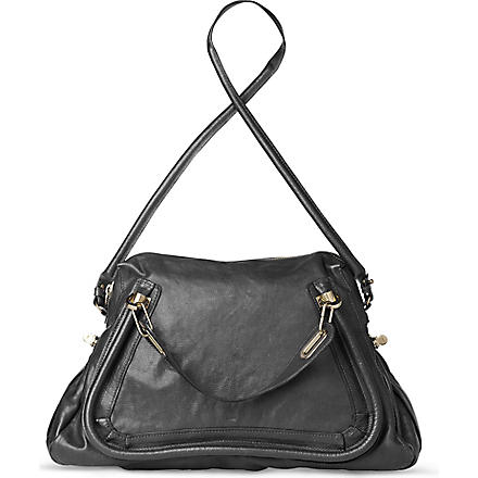 CHLOE Paraty shoulder bag (Black