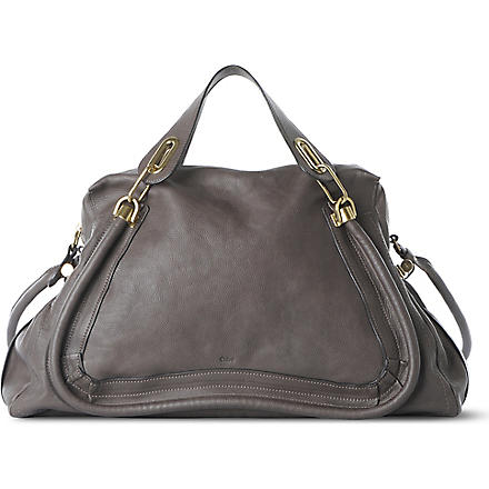 CHLOE Paraty shoulder bag (Rock