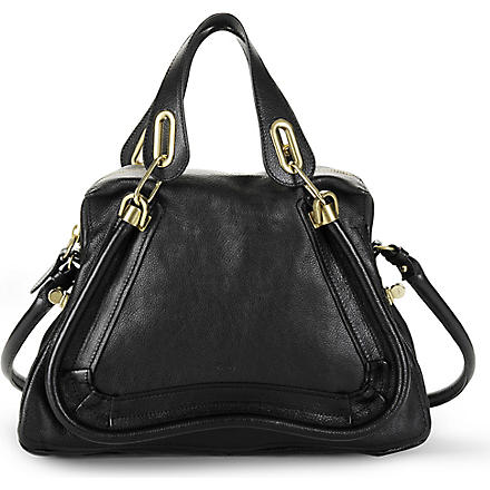 CHLOE Paraty medium shoulder bag (Black