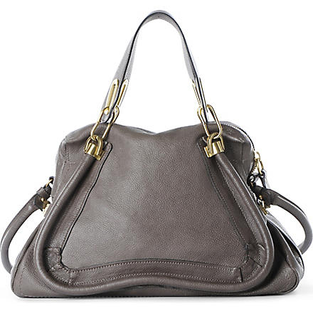 CHLOE Paraty medium shoulder bag (Rock
