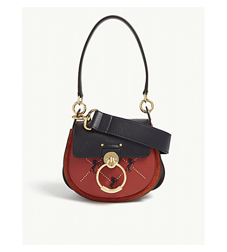 CHLOE - Tess shoulder bag   Selfridges.com faf41f6cb2