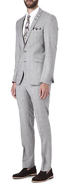 TIGER OF SWEDEN Nedvin Prince of Wales suit