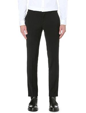 TIGER OF SWEDEN Herris wool trousers