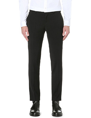 TIGER OF SWEDEN Herris wool trousers