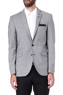 TIGER OF SWEDEN Nedvin houndstooth blazer