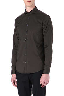 TIGER OF SWEDEN Slim-fit stretch shirt