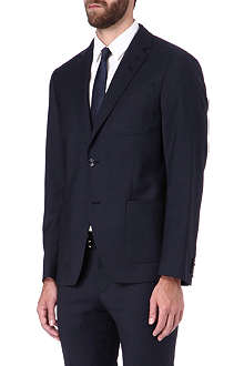 TIGER OF SWEDEN Thomson patch pocket blazer