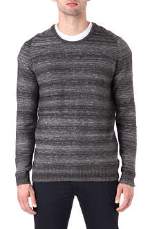 TIGER OF SWEDEN Axcel marl knit jumper