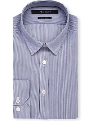 TIGER OF SWEDEN Denzel cotton shirt