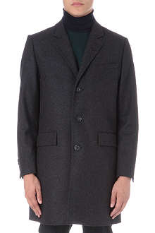 TIGER OF SWEDEN Dempsey overcoat