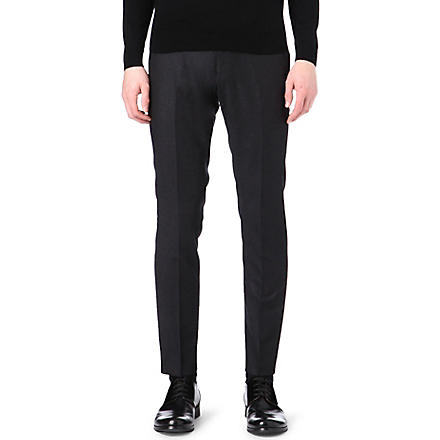 TIGER OF SWEDEN Herris slim-fit trousers (Charcoal