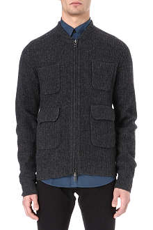 TIGER OF SWEDEN Wool-blend cardigan