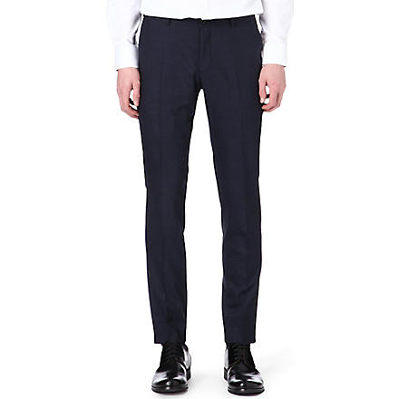 TIGER OF SWEDEN Herris slim-fit trousers (Navy