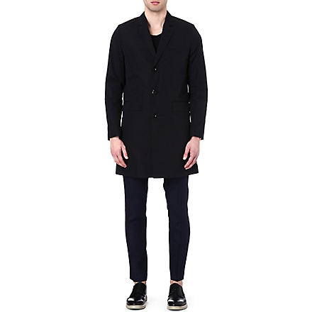 TIGER OF SWEDEN Dempsey coat (Black