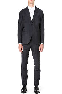 TIGER OF SWEDEN Morello pinstripe suit