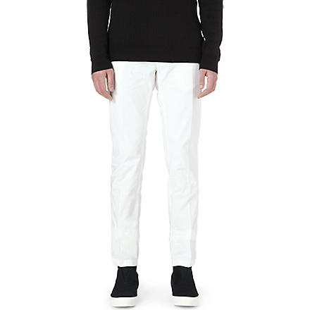 TIGER OF SWEDEN Rodman slim-fit chinos (White