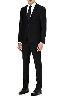 TIGER OF SWEDEN Nedvin wool and mohair-blend suit