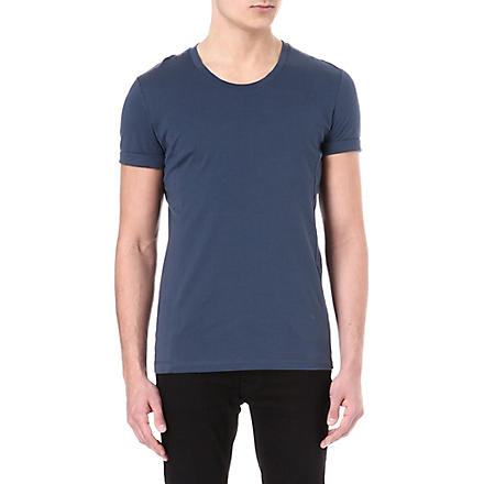 TIGER OF SWEDEN Sheen t-shirt (Navy