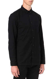 TIGER OF SWEDEN JEANS Droopy long-length shirt