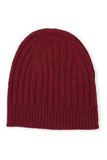 TIGER OF SWEDEN Pila ribbed beanie
