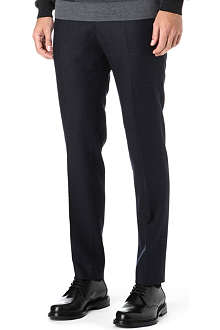 TIGER OF SWEDEN Herris wool-blend slim-fit trousers
