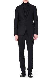 TIGER OF SWEDEN Nedvin wool and cashmere-blend suit