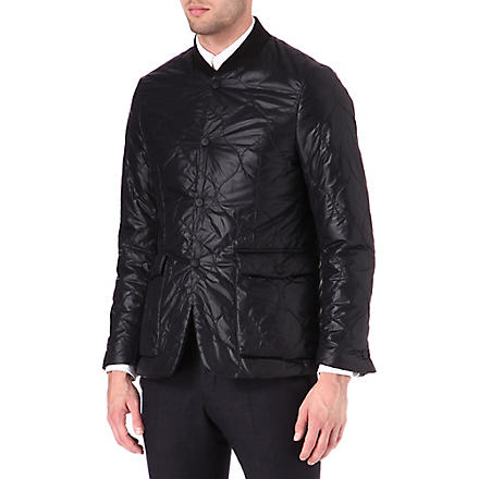 TIGER OF SWEDEN Dyron quilted jacket (Black