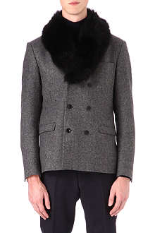 TIGER OF SWEDEN Sharpe wool-blend blazer