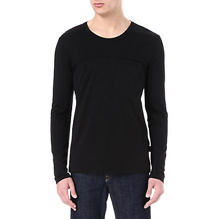 TIGER OF SWEDEN Legacy top (Black
